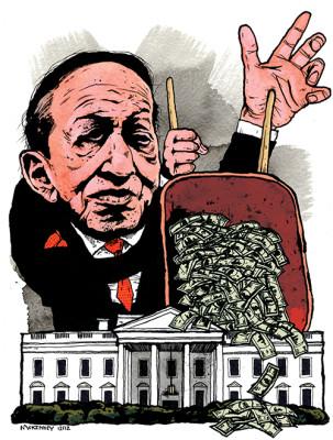 Sheldon Adelson Doubling Down